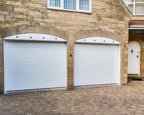 Roller Garage Doors Professionally Installed in Crewe